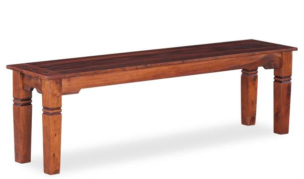 Furnspace Sheesham Wood Solid Wood 3 Seater