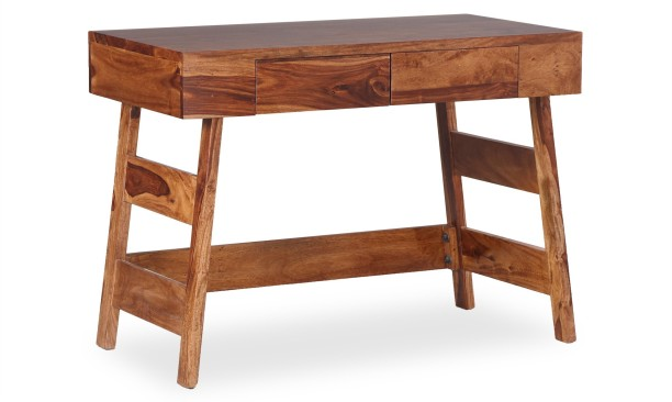 Furnspace Espresso Study Table Solid Wood Study Table