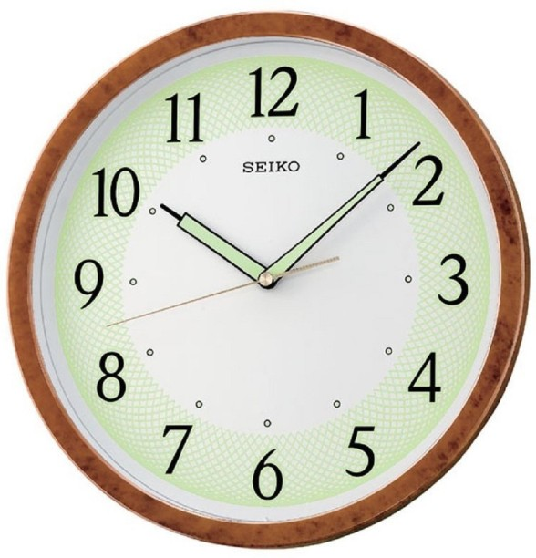 Seiko Analog Wall Clock