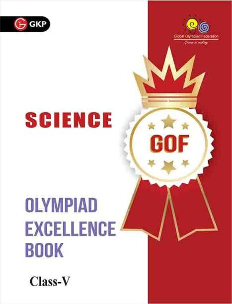 Olympiad Excellence Book - Science (Class V) First Edition