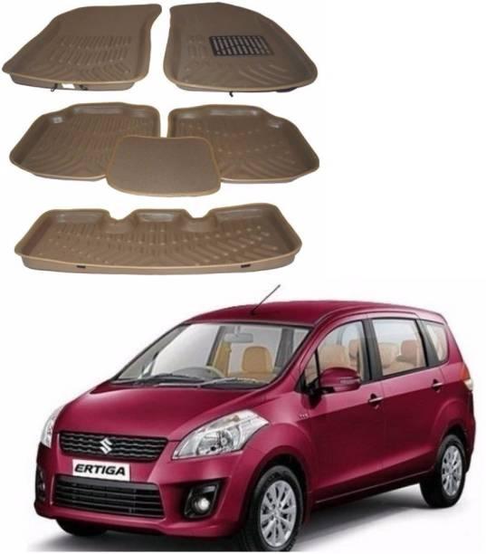 Auto Garh Plastic 3D Mat For  Maruti Suzuki Ertiga