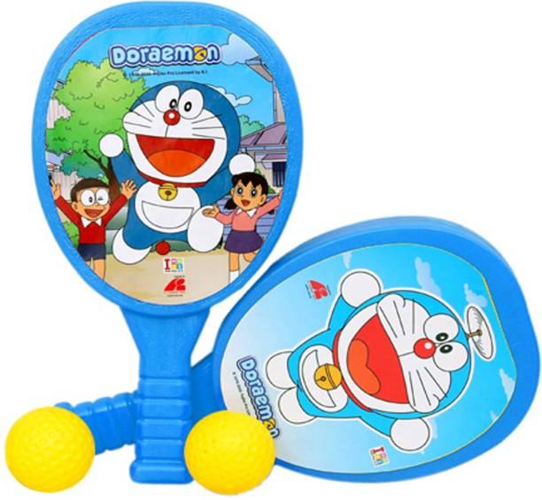 Doraemon Racket Set Badminton