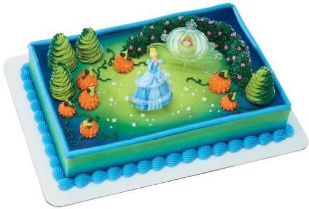 DecoPac Disney Princess Cinderella Magic Decoset