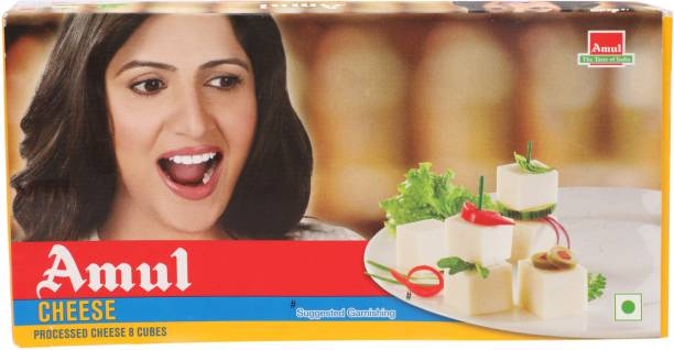 Amul Processed cheese Cubes