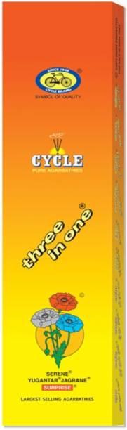 Cycle Pure Three in One Agarbatti