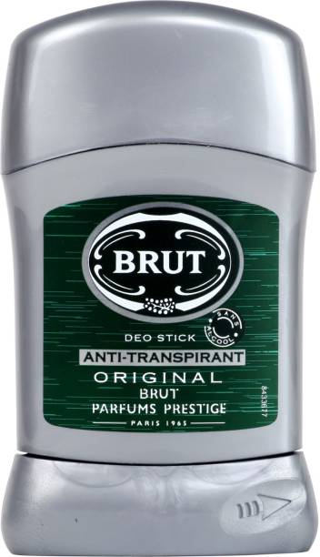 BRUT Anti Transpirant Original Deo Stick Deodorant Stick  -  For Men