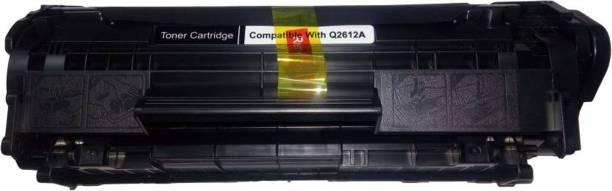 PrintStar 12A / Q2612A Compatible for HP 12A Toner Cartridge For HP LaserJet 1010, 1012, 1015, 1018, 1020, 1022, 1022n, 3020, 3030, 3050, 3052, 3055, M1005, M1319F Black Ink Toner