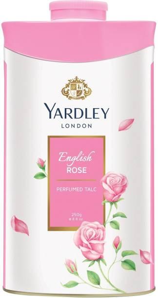 Yardley London English Rose Perfumed Talc