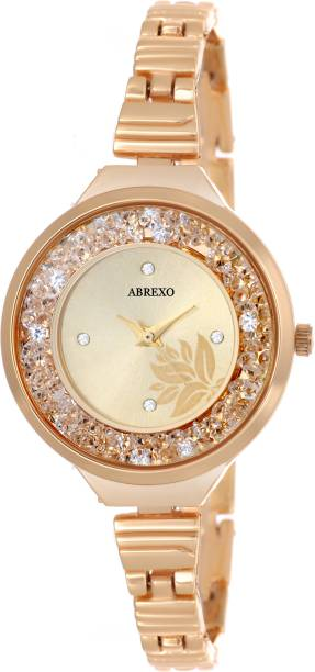 Abrexo Abx5016-ladies LIT Exclusive Partywear Design Modest Series Watch  - For Women