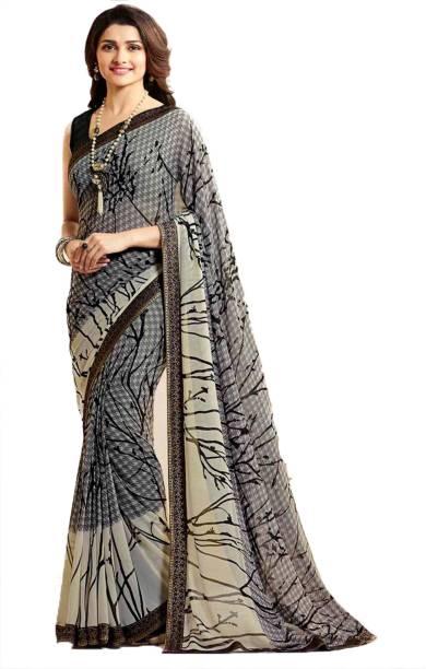 fb6bd706b2e84 Plain Sarees Online - Buy Plain Simple Sarees With Designer Blouse ...