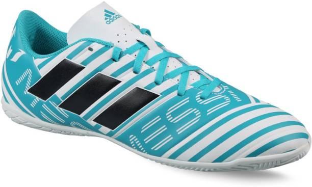 e4ceeaf43 ADIDAS Nemeziz Messi 17.4 IN Football Shoes For Men