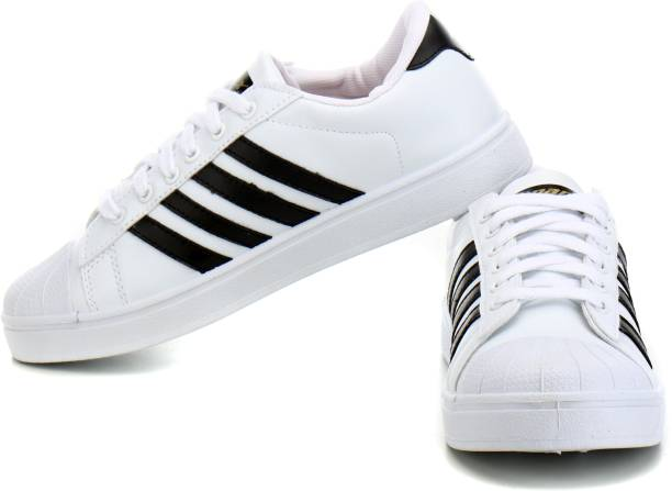 3ea12d21be2dc8 White Shoes - Buy White Shoes Online For Men At Best Prices in India ...