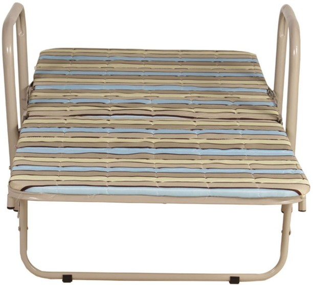 Woodness Metal Single Bed