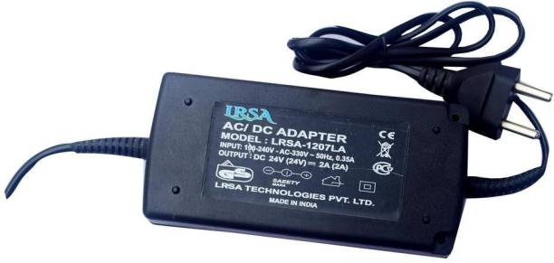 LRSA ADAPTER 24V 2.5A Spectra SMPS / Power Supply For All RO Water Purifiers Filter 60 W Adapter