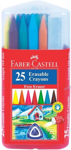 Faber-Castell Oil Pastels Set of 25 Snug Case Pack