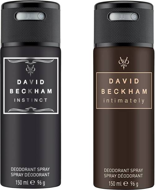 David Beckham Sprays Buy David Beckham Sprays Online At Best