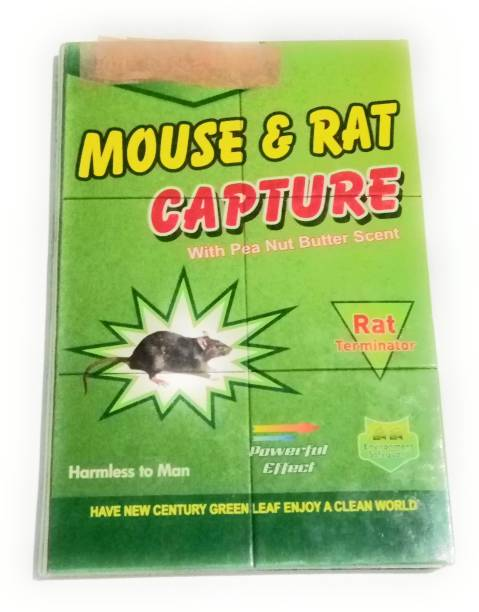 dannu Rat Gum pad (set of 1), Non Toxic Rat and Mouse Trap, No Chemical add, keep away from Children, don't Touch pad, so sticky don't kept Mt hand,Most useful in catching Rats and Mice for Home, Bakery, Restaurants, Offices, Food Processing Industry, Hospital, Warehouses, Malls, Multiplexes,