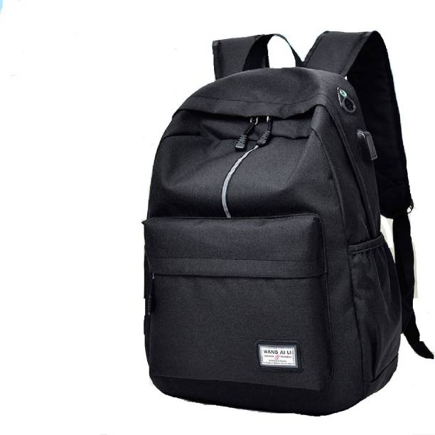 Aeoss backpack autumn and winter new fashion men and women student bags USB  outdoor leisure travel ce54b7ffa5439
