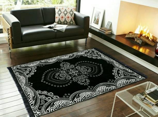 JMD Multicolor Chenille Carpet