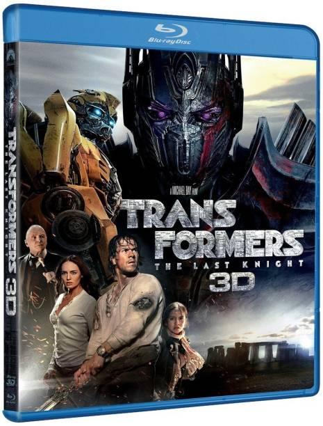 Transformers 5: The Last Knight (Blu-ray 3D & Blu-ray) (2-Disc)