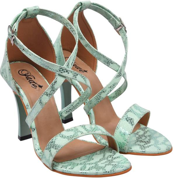 162a2d79d83 Green Heels - Buy Green Heels Online at Best Prices In India ...
