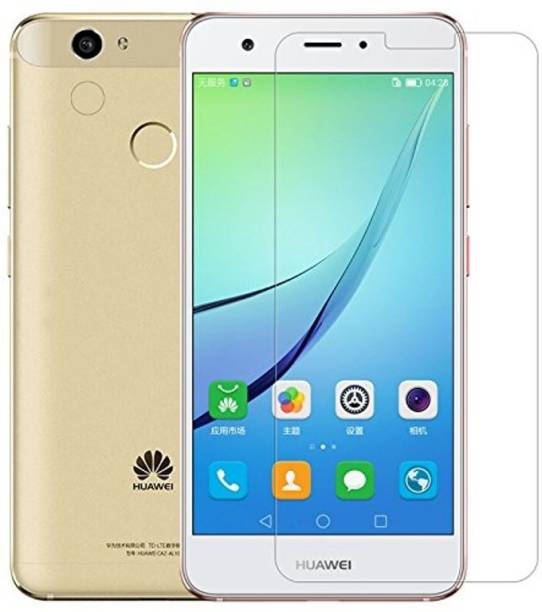 CHVTS Tempered Glass Guard for Huawei Nova 2 Plus