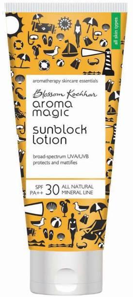Aroma Magic Sunblock Lotion 50 ml - SPF 30 PA++
