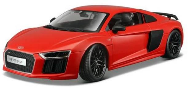 Maisto 1:24 Audi R8 V10 Plus Kruzerz Die-Cast Model Car