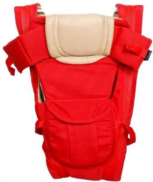 A R ENTERPRISES Exta Care Belt 4 in 1 Baby Carrier (Multicolor Multi-Design) Baby Carrier (Multicolor, Front Carry facing in) Bouncer