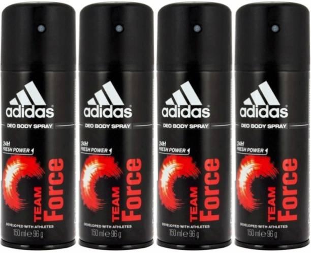 ADIDAS Four Team Force Combo Set Deodorant Spray  -  For Men