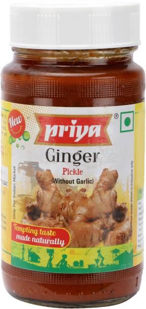Priya Ginger Pickle