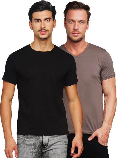 b6e9768da8 Brown Tshirts - Buy Brown Tshirts Online at Best Prices In India ...
