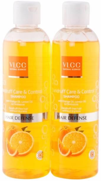 VLCC Dandruff Care and Control Shampoo