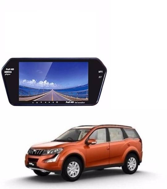 Auto Garh 7 Inch Bluetooth Screen Monitor For XUV 500 Black LED