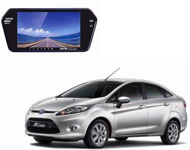 Auto Garh 7 Inch Bluetooth Screen Monitor For Fiesta Black LED