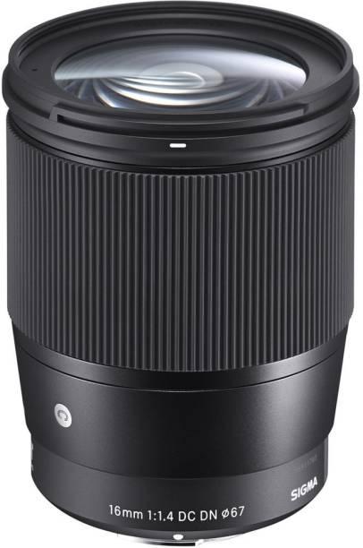 SIGMA 16mm F1.4 DC DN Contemporary   Lens