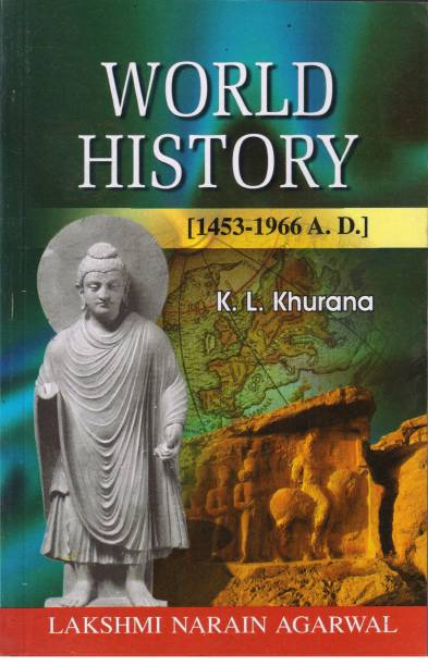 WORLD HISTORY (1453-1966 A.D.)