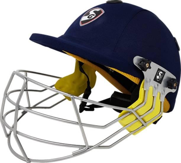 SG Smart Tech Cricket Helmet