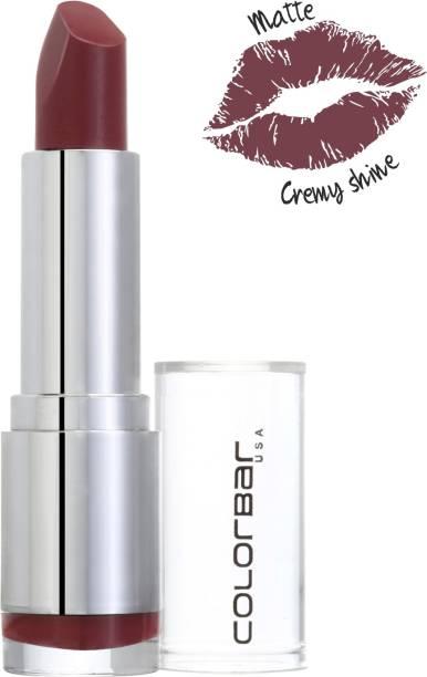 COLORBAR Velvet Matte Lipstick-Wanna Be