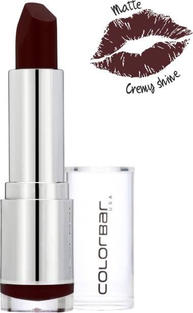COLORBAR Velvet Matte Lipstick-Check Mate
