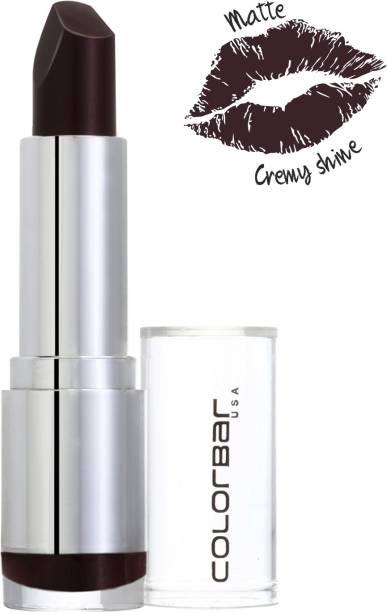 COLORBAR Velvet Matte Lipstick-Secret Chase