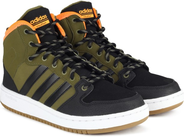 separation shoes 0b0e0 8681c ... coupon code for adidas neo cf hoops mid wtr sneakers for men 9fc54 d585e