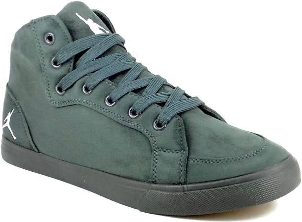 9c9da217e64 Ripley Jump Series Suede Sneakers For Men
