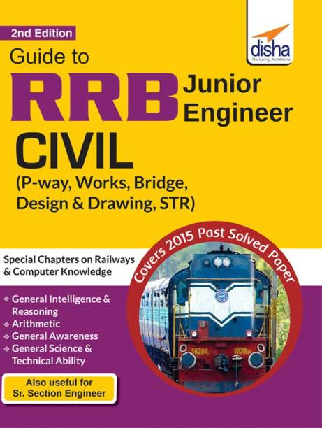 Guide to RRB Junior Engineer Civil 2nd Edition - Includes Special Chapters on Railways & Computer Knowledge Second Edition