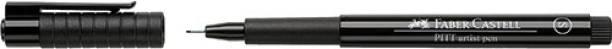 FABER-CASTELL Pitt Artist Pen S(Super Fine) Box Black