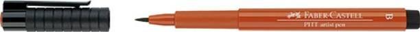 FABER-CASTELL Pitt Artist Pen B(Brush)Box Sanguine