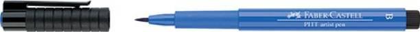 FABER-CASTELL Pitt Artist Pen Color Cobalt Blue – Pack