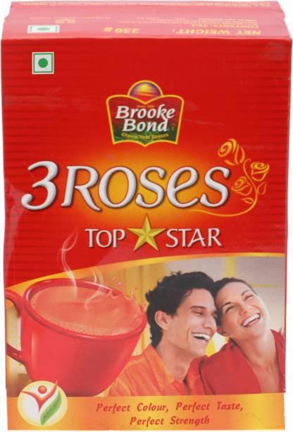 3 Roses Topstar Tea Box