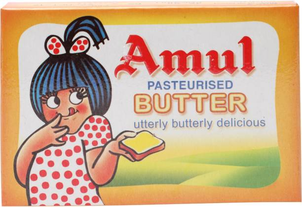 Amul Pasteurised Salted Butter