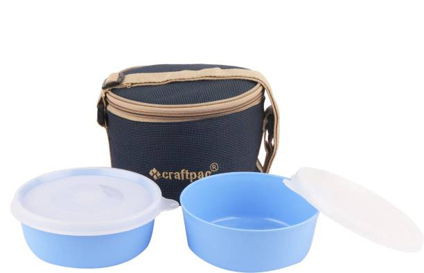Craftpac Nu-wave 2 2 Containers Lunch Box